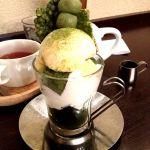 Cafe add+ress  池袋パルコ店 抹茶パフェ