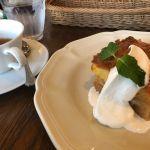 かずことお茶、アップルパイと岡山県産ブレンドティー@アフタヌーンティー・ティールーム ルミネ荻窪店