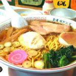 札幌市厚別区の萬字醤油屋本店。給食一年生を注文。昭和な感じが良かった( '-^ )b