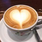 CAFFE  CIAO PRESSO 上本町駅店 カプチーノで休憩♪この後、中央体育館向かいます^ ^