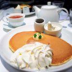 Butter GRAND アトレ恵比寿* プレミアムパンケーキ〜純正クリーム&北海道生乳ソフトクリーム添え〜