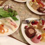 ムフタール ドゥ パリのストロベリーフェア2013((\(。・ω・。)/))美味しかった♡サンドウィッチおいしい!!