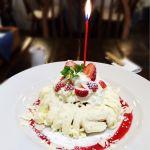 j.s. pancake cafe 吉祥寺パルコ店#プレミアムブルーベリーチーズパンケーキ