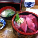 カネモトさん鉄火丼特上¥1500