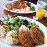Aloha Table Ocean Breeze lunch