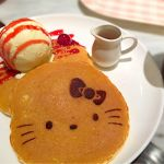 Café de Miki with Hello Kitty