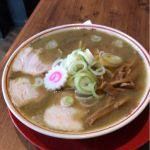 肉煮干し中華そば さいころ #ramen #ラーメン マシニボ中華¥800