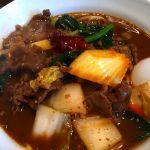 坦々麺 海苑