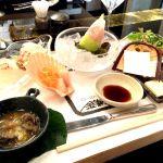 ローストビーフの店 鎌倉山 銀座店 エスカルゴ、真鯛の刺身、帆立、生ハムメロンetc…