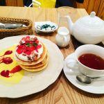 アフタヌーンティー・ティールーム 横浜そごう静かな佇まいで落ち着いていて雰囲気が良いです。紅茶も美味でした。