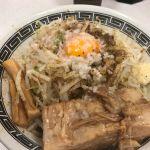 濃厚豚骨醤油ラーメン 仁龍