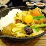 野菜を食べるカレー camp express ららぽーと海老名店