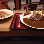 ハンバーグ&カレー ファイヤーバーグ 野幌店