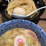 六厘舎TOKYO スカイツリータウン・ソラマチ店。味玉つけ麺,はじめて来ました。