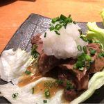 喜助 東京丸の内パークビル店 牛タンやわらか煮
