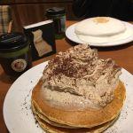 ホノルルコーヒー ダイバーシティー東京プラザ店想像よりもだいぶ大きかった!アイスが隠れているので、写真撮りながらもどんどん食べましょうー!溶けます!笑