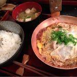 喝鈍 滝見小路店  ダブル玉子のカツ丼(^O^)/見た目よりボリュームあり!うまかった(^O^)/