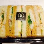 ブルディガラ・エクスプレス 東京    アリコ(580円)   具の種類たっぷりのサンドイッチ