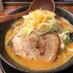 麺屋まるはな #ramen #ラーメン 赤味噌辛タンメン¥950ライス小サービス