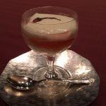 桜花の杏仁豆腐。絶妙な口溶け、お代わり希望。@旬遊紀