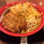 万世パーコーメン 日比谷シティ店  排骨辛菜麺