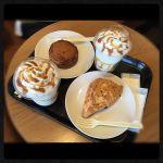 スターバックス・コーヒー イオン高岡ショッピングセンター店。あまあまコンビであま〜♡