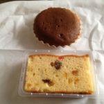 東京凮月堂    マドレーヌショコラとフルーツケーキ     お土産の定番です。軽くて美味しい!