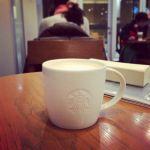 スターバックス・コーヒー アリオ亀有店。トールラテ。#カフェ #cafe #スターバックス #亀有 #葛飾