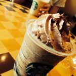 スターバックス・コーヒー 名取ダイヤモンドシティ・エアリ店 ダブルチョコレート