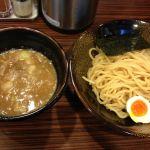 麺食い 慎太郎 #ramen 太麺、極めて普通かな。カウンター席のみ。