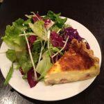 BISTRO 石川亭 ベーコンとチーズのキッシュ