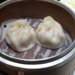 上海柿安 ららぽーとTOKYO-BAY店   小籠包   結局各々4皿ずつ頂きました