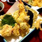 夏野菜の天ぷら!