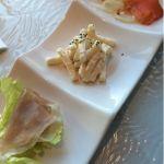 CASA 船橋西武久々の訪問。1500円ぐらいのセットメニュー!前菜にアルコール、メイン料理がついてます。