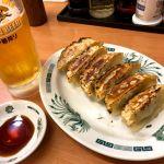餃ビー٩(ˊᗜˋ*)و  #日高屋 町田パークアベニュー店