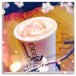 スタバはあまり利用しないのだけど、さくらラテの好評さにちょっとお試し🌸スターバックス・コーヒー 横須賀モアーズシティ店