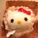 ベビーモンシェール 大丸東京店 期間限定のキティちゃんのムース♡美味しいのに可愛いは最強