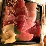 つきじ鈴富 すし富 大丸東京店 コスパが良すぎる美味しいマグロ丼!お弁当とは思えない!