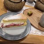 ローズベーカリー 銀座 ビクトリアスポンジケーキ
