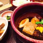 Do-Zo  黒糖ラフティ丼