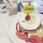 パンケーキ専門店 Butter Premium ららぽーと豊洲 * チーズクリームミルフィーユパンケーキ