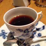 横浜 うかい亭 コーヒー