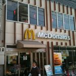 マクドナルド 四天王寺夕陽丘駅前店