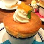 ナッツベリー 川西本店スフレの美味しいお店です🎵今日は7種類ありましたよぉ〜
