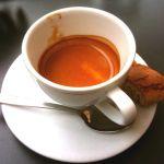 イータリー 代官山店エスプレッソでコーヒーブレイク。