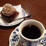 越コーヒー店