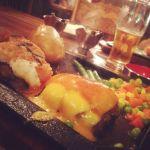 ハンバーグレストラン GOLD RUSH 新宿東口店
