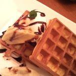 Waffle cafe Y