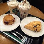 スターバックス・コーヒー イオン高岡ショッピングセンター店。息子ちゃん連れてお友達とひさびさのスタバ‼︎