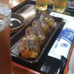 魚政でさんまんま食べたケド、以前新宿の物産展で食べて衝撃を受けたさんまんまの方が俄然旨かったのが残念。